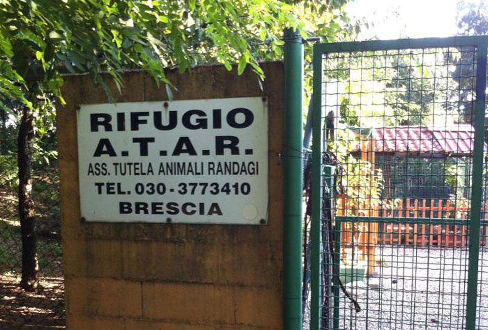 Il Rifugio ATAR Brescia